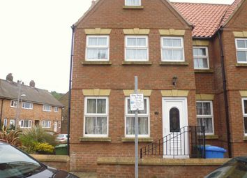 Thumbnail 3 bed end terrace house for sale in Springfield, Scarborough