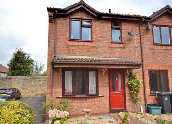 Thumbnail 3 bed end terrace house for sale in Chardsmead Road, Bridport