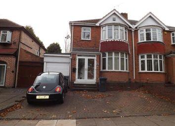 Thumbnail 3 bedroom semi-detached house for sale in Wolverhampton Road South, Quinton, Birmingham, West Midlands