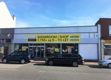 Thumbnail Retail premises to let in Fernham Terrace, Torquay Road, Paignton