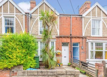 Thumbnail 2 bed terraced house for sale in Harbord Road, Overstrand, Cromer