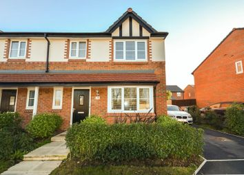 Thumbnail 3 bed semi-detached house for sale in 24 Copper Beech Road, Crewe