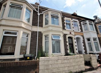 Thumbnail 3 bed terraced house for sale in Alexandra Road, Cardiff