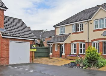 Thumbnail 3 bed semi-detached house for sale in Blossom Close, Andover