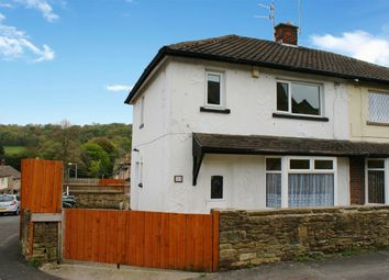 Thumbnail 3 bed semi-detached house for sale in Queens Road, Keighley, West Yorkshire