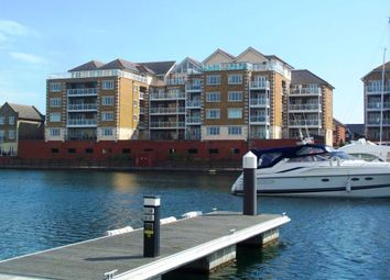 Thumbnail 2 bed flat for sale in Pacific Heights North, 17 Golden Ga, Sovereign Harbour North, Eastbourne