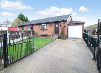 Thumbnail 2 bed semi-detached bungalow for sale in South Hill Rise, Leeds