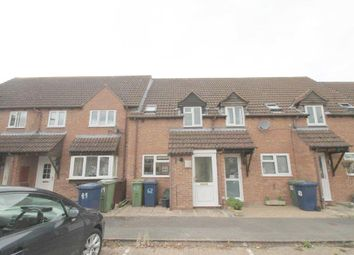 Thumbnail 2 bed terraced house to rent in Hawthorn Way, Northway, Tewkesbury
