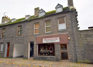 Thumbnail 3 bed flat for sale in 6 Union Street, Wick