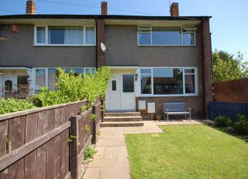 Thumbnail 2 bed terraced house for sale in Park Drive, Forest Hall, Newcastle Upon Tyne