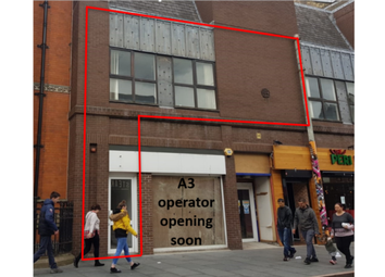 Thumbnail Office to let in First Floor, 17 Granby Street, Granby Street, Leicester