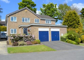 Thumbnail 4 bed property for sale in Lytham Way, Lindley, Huddersfield