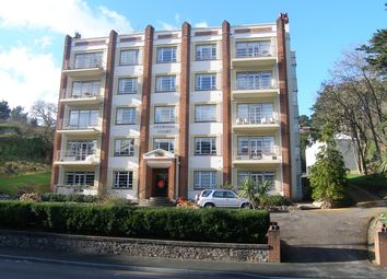 Thumbnail 4 bed flat for sale in Babbacombe Road, Wellswood, Torquay
