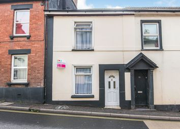 Exeter Hill, Cullompton EX15. 2 bed terraced house