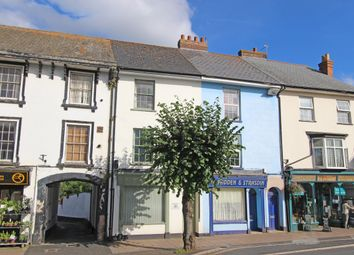 Thumbnail 3 bed terraced house for sale in High Street, Cullompton