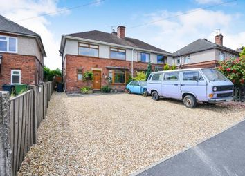 Thumbnail 3 bed semi-detached house for sale in Wheatley Avenue, Somercotes, Alfreton, Derbyshire