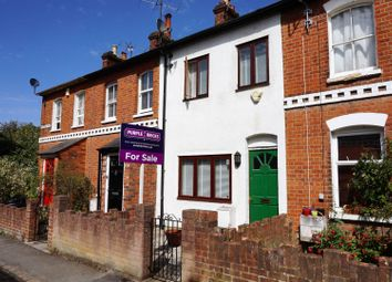 Thumbnail 3 bed terraced house for sale in Western Road, Reading