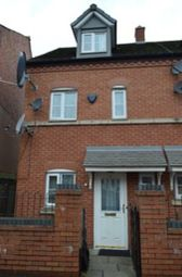 Thumbnail 3 bedroom town house for sale in Shenstone Road, Smethwick, Birmingham