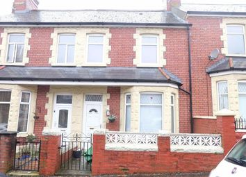 Thumbnail 4 bed terraced house for sale in Station Street, Barry, Vale Of Glamorgan