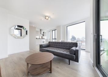 Thumbnail 1 bed flat to rent in Roosevelt Tower, 18 Williamsburg Plaza, Canary Wharf, London