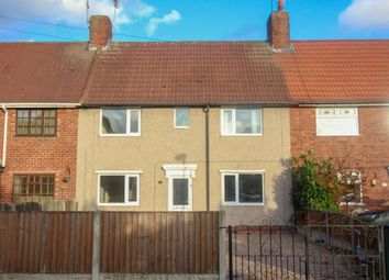 Thumbnail 3 bed terraced house for sale in Fourth Avenue, Clipstone Village, Mansfield