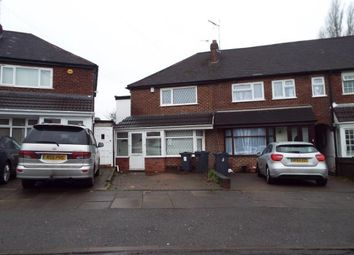 Thumbnail 3 bedroom end terrace house for sale in Carmodale Avenue, Great Barr, Birmingham, West Midlands