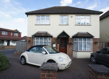 Thumbnail 4 bed detached house for sale in Heathwood Gardens, Swanley, Kent
