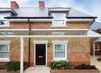 Thumbnail 2 bedroom terraced house to rent in Falmouth Walk, Queen Mary's Place, Roehampton, London