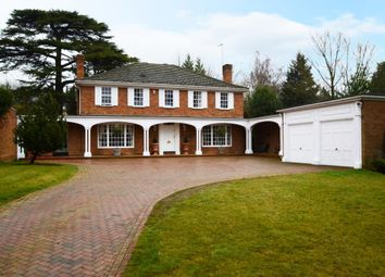 Thumbnail 5 bedroom detached house to rent in Fairmile Lane, Cobham