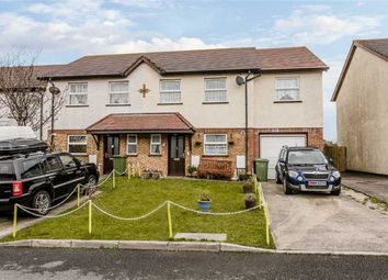 Thumbnail 4 bed semi-detached house for sale in Birch Drive, Peel, Isle Of Man