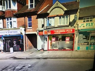 Retail premises to let in High Road, Harrow Weald, Harrow HA3