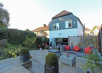 Thumbnail 3 bed detached house for sale in Warren Road, Banstead