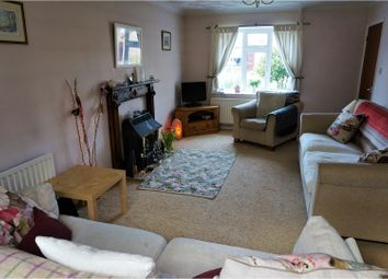 Thumbnail 3 bed detached house for sale in Swift Close, Peterborough