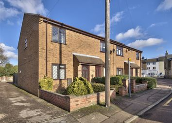 Thumbnail 2 bedroom end terrace house for sale in Priory Road, St Neots, Cambridgeshire