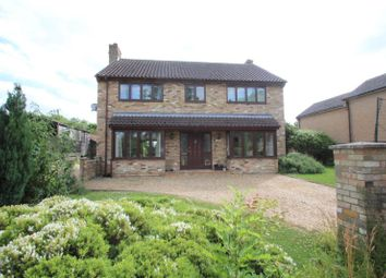 Thumbnail 4 bed detached house to rent in Church Street, Woodhurst, Huntingdon