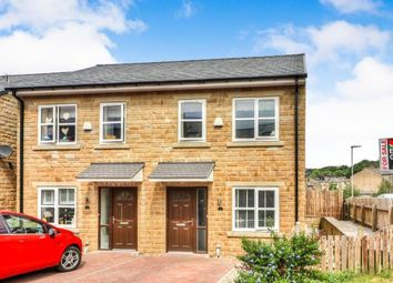 Thumbnail 4 bed semi-detached house for sale in Higher Mill Street, Rawtenstall, Rosssendale, Lancashire