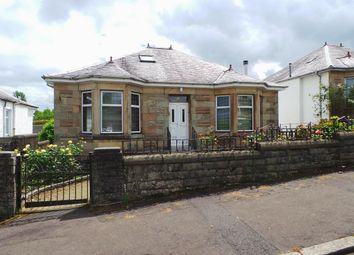 Thumbnail 3 bed detached bungalow for sale in Madeira Street, Greenock