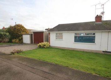 Thumbnail 2 bed semi-detached bungalow for sale in Heycroft Road, Hockley