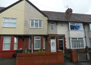 Thumbnail 4 bed terraced house for sale in Brooke Road West, Brighton-Le-Sands, Merseyside, Merseyside