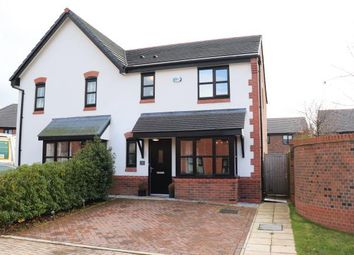 Thumbnail 3 bedroom semi-detached house for sale in Elm Close, Hazel Grove, Stockport, Cheshire