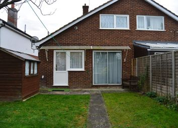 Thumbnail 2 bedroom semi-detached house to rent in Garden Close, Royston