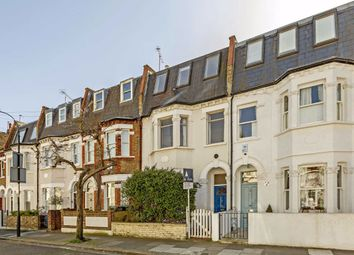 Thumbnail 3 bed town house for sale in Marville Road, Fulham, London
