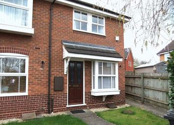 Thumbnail 2 bedroom end terrace house to rent in Walkworth Avenue, Warndon, Worcester