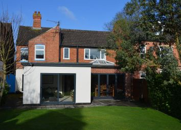 Thumbnail 4 bed detached house for sale in Ashby-De-La-Zouch, Leicestershire