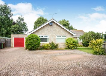 Thumbnail 3 bed detached bungalow for sale in Waveney Crescent, Earsham, Bungay