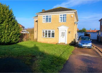 Thumbnail 4 bed detached house for sale in Barley Garth, Hull