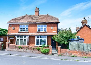 Thumbnail 3 bed semi-detached house for sale in Hill Head, Glastonbury