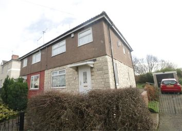 Thumbnail 3 bed semi-detached house for sale in South Vale Drive, Thrybergh, Rotherham, South Yorkshire