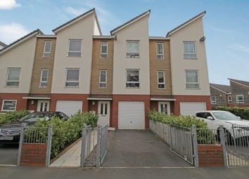Thumbnail 3 bed town house for sale in Treborth Road, Blacon, Chester