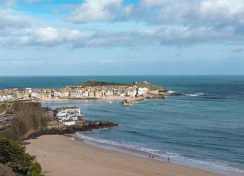 Thumbnail 2 bed maisonette for sale in Trelyon Avenue, St Ives, Cornwall